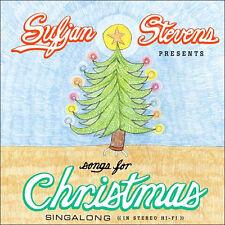 SUFJAN STEVENS - SONGS FOR CHRISTMAS - CD - Sealed