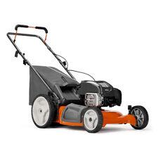 Husqvarna LC121P Walk Behind Push Lawn Mower w/ 21 Inch Cutting Width & Bagger