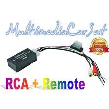 Riduttore Segnale RCA da Amplificato a Preamplificato e Uscita Remote RCA 5142