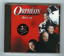 CD BEST OF ORPHEON CELESTA