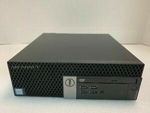 Dell OptiPlex 5040 SFF 6th Gen i3 i5 i7 SSD HDD 8GB 16GB Business Computer PC