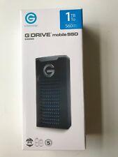 G-Technology 1TB G-DRIVE mobile SSD R-Series Storage
