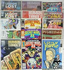 Lot of 170+: Assorted Comics Marvel, Dc, Promethea, Legion Lost, Jack Of Hearts