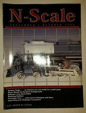 N - Scale Magazine September / October 1998