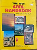THE 1988 ARRL HANDBOOK FOR RADIO AMATEUR ED 1987 AMERICAN RADIO REALAY LEAGUE