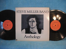 Steve Miller Band, Anthology, Capitol, SVBB-11114, 1972, 2 LP Gatefold & Booklet