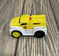 Tonka Yellow Fire Truck FD901 Maisto Toy Car Rescue Vehicle