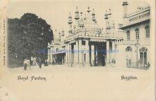 Sussex Brighton Royal Pavilion Early Vintage Postcard 11.8