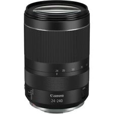 CANON Lens RF24-240mm F4-6.3 is USM