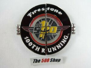 2016 Indianapolis 500 Firestone Tire Sponsors Collector Pin Limited 1 of 2800