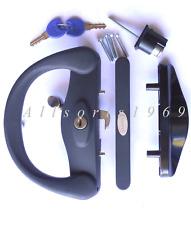 Doric DS930 Wilton sliding glass door lock handle internal/external deadlock