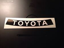 Tamiya Bruiser Windshield Banner Decal