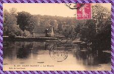 Carte Postale - SAINT-MAMET - Le Moulin