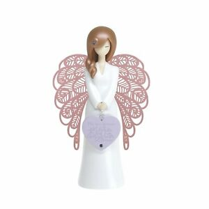 You Are An Angel Figurine - Mother & Daughter NEW in Gift box