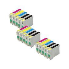 15 Tintas compatibles non oem para Epson Stylus  Stylus S22 SX125 SX130 SX420W