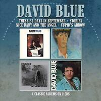 David Blue - These 23 Days In September/Stories/Nice Baby And The Ange (NEW 2CD)