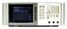 HP 8757C Analizzatore di rete scalare Scalar Network Analyzer Color Display