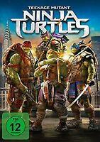 Teenage Mutant Ninja Turtles von Jonathan Liebesman   DVD   Zustand gut