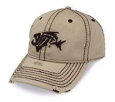 G. Loomis A-Flex Distressed Fishing Cap, Khaki