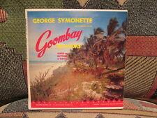 "GEORGE SYMONETTE - Goombay Rhythms – BAHAMA Records  2 x 7"" EP 45rpm"