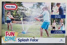 Fun Zone Splash Face Fun Outdoor Play Game for Kids Little Tikes