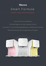 RiZEES-Smart Formula Pro Baby Formula Intelligence Light Gray