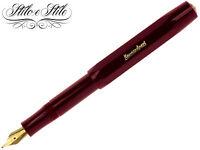 Kaweco Classic Sport Bordeaux Penna Stilografica Classica Burgundy Fountain Pen