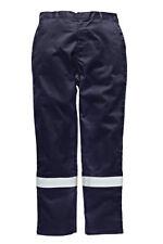 Pantalones de hombre azules, talla 46