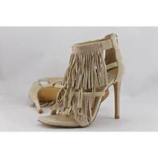 36 Sandali e scarpe beige con tacco altissimo (oltre 11 cm) per il mare da donna