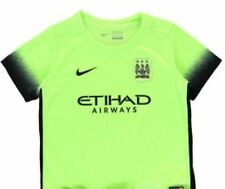 Manchester City 3rd Kit Football Shirts (English Clubs)