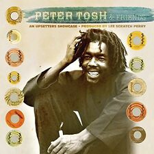 Peter Tosh & Friends - An Upsetters Showcase [New CD]
