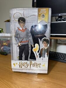 Harry Potter Chamber of Secrets - Harry Potter Doll *BRAND NEW*