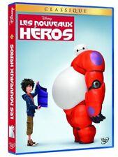 DVD *** LES NOUVEAUX HEROS ***  Walt Disney N° 112  ( neuf emballé )