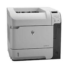 HP LaserJet M603N  Laser Printer  90 days warranty