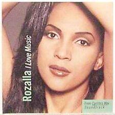 """Rozalla I love music (6 versions, 1993/94) [Maxi 12""""]"""