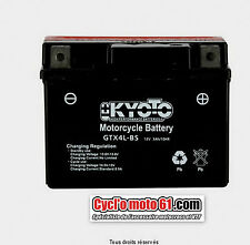 Batterie moto Kyoto KTM EXC 300 2011 à 2015 (YTX4L-BS)