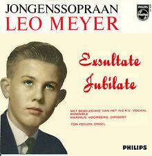 Leo Meyer - Boy Soprano - Exsultate Jubilate