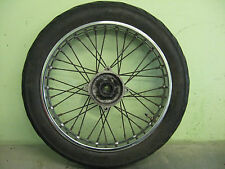 honda cd 250u front wheel
