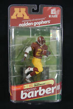University of Minnesota GOLDEN GOPHERS Marion Barber III NCAA Football Figure