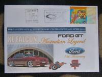 SOUVENIR 2000 FORD 7th ANNIVERSARY COVER -  FORD XE FALCON