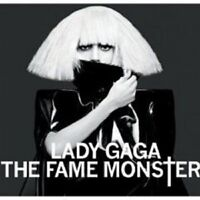 "LADY GAGA ""THE FAME MONSTER"" 2 CD DELUXE EDITION NEW+"
