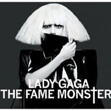 """LADY GAGA """"THE FAME MONSTER"""" 2 CD DELUXE EDITION NEW+"""