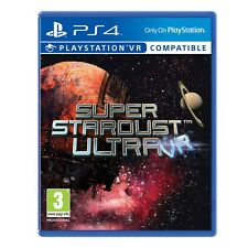 Super Stardust Ultra VR Sony PlayStation 4 Ps4
