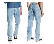 Size 36 x 30 LEVIS 541 Jeans Athletic Fit Blue Jim Jam Stretch Mens New $70