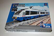 Ausini TRAINS Set#25903 Building Block Toy 681pcs city passenger(lego compatible