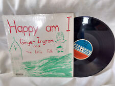 Ginger Ingram LP Happy Am I Private Xian Kids Obscure Puppet Cover Hugoton, KS
