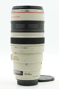 Canon EF 100-400mm f4.5-5.6 L IS USM Lens [NO Tripod Collar] #991