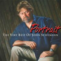 JOHN SCHUMANN Portrait The Very Best Of (Gold Series) CD BRAND NEW Redgum