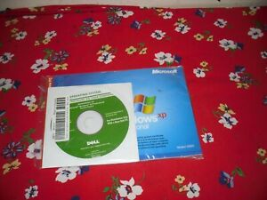 Microsoft Windows XP Professional Reinstall Disk for a Dell Computer (free post)