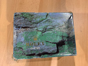Genuine Rolex Vintage Outer Protection Box
